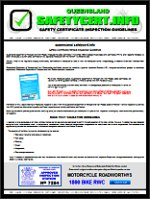 Queensland Safety Certificate Info